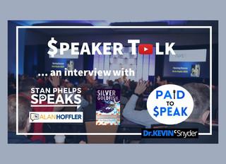 """$peaker Talk"" interview with Alan Hoffler & Stan Phelps  |  Silver Goldfish"