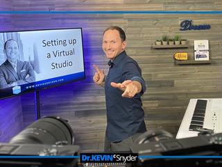 FREE Training on Virtual Studio Set Up + Using ATEM Mini Switcher for multi-views + Zoom assessment