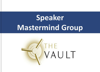 """Announcing """"The Vault"""" & Mastermind Group"""