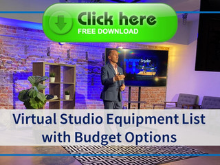 [UPDATED] Free download of virtual studio equipment list < less than $1,000 🔥