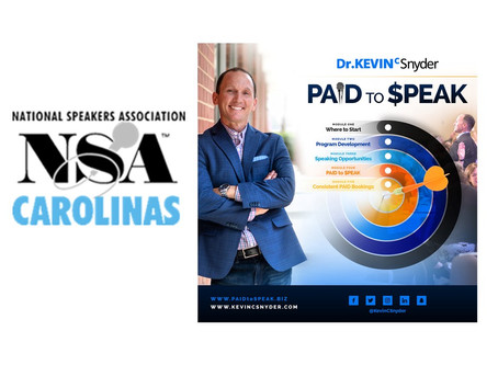 [Speakers Academy Invitation] NSA Carolinas has selected PAID to $PEAK  - join me!