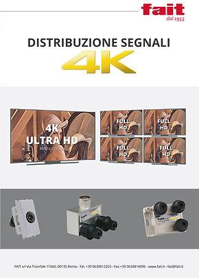 Brochure Distribuzione 4K