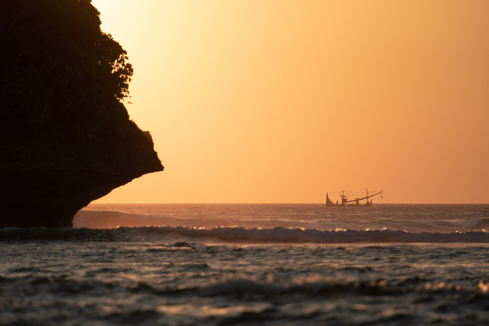Balangan Sunset