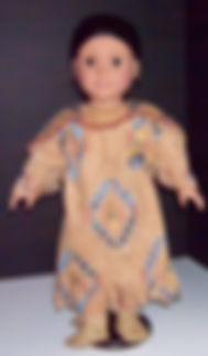 """18"""" Dress for Kaya"""