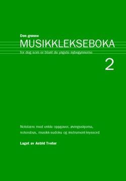 Den grønne musikklekseboken 2.
