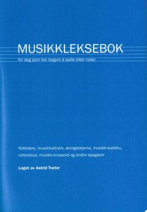 Den blå musikklekseboken 1.