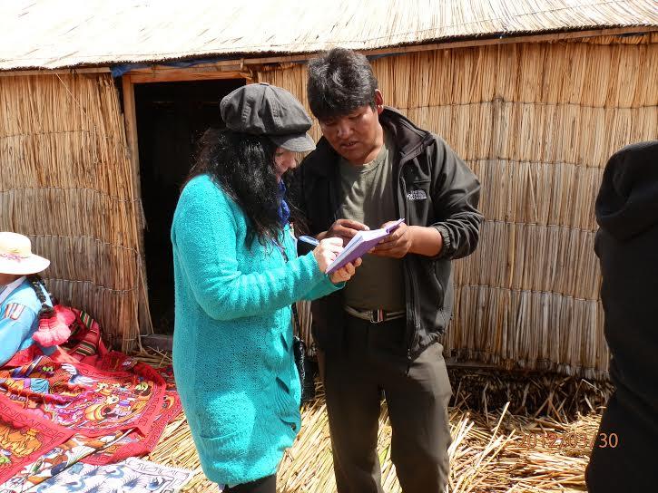 Oversettelse fra aymara-språket