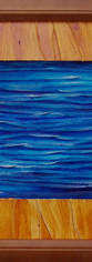 Blick auf Meer
