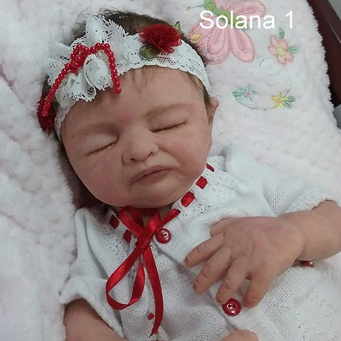 Solana Carrie George head