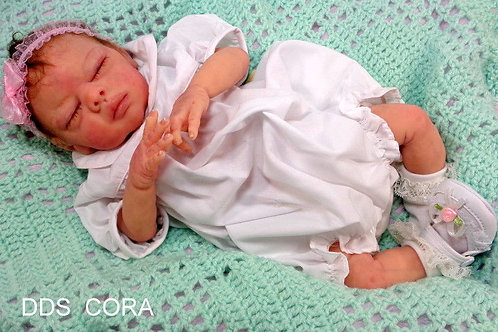Cora by Hope Mason
