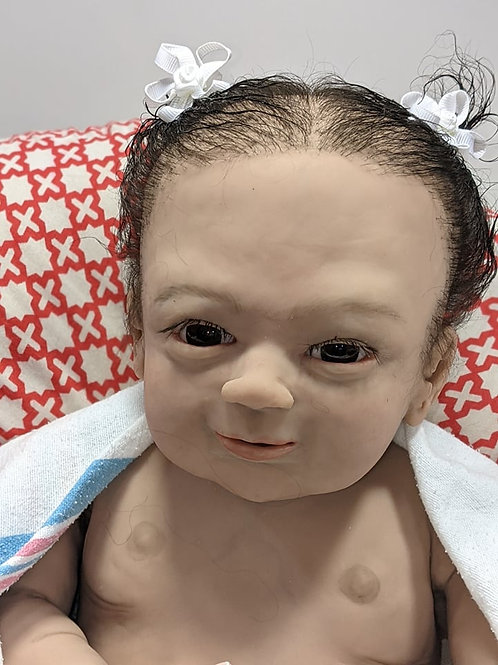 Jasmine Portrait Baby