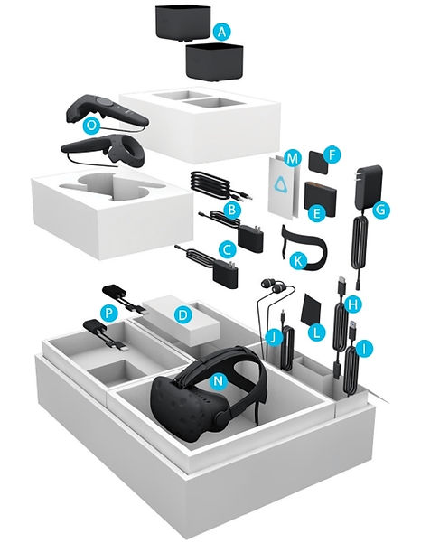 THE COMMUNICATION PROTOCOL ANALYSIS OF HTC VIVE WIRELESS CONTROLLERS