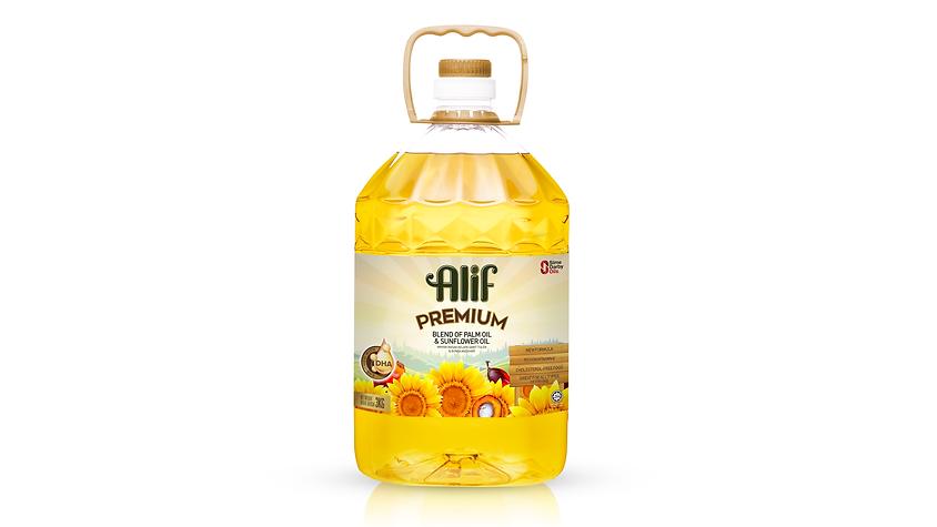 ALIF Premium Blend 3kg Label Design.png