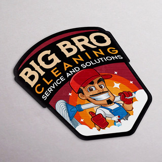 Logo - Big Bro Cleaning
