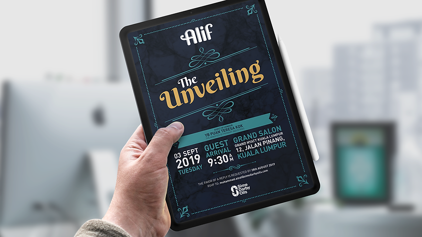 ALIF Relaunch Brand Collateral Design_IN