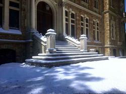 Neige artificielle Regular Snow pour tournage long métrage