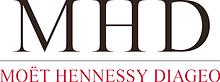 Logo MHD Moët Hennessy Diageo