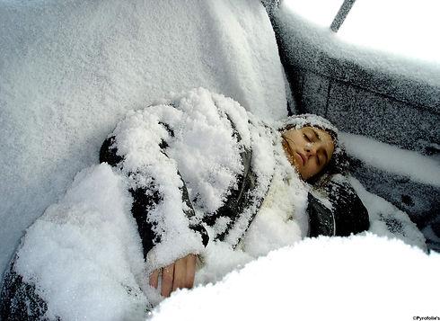 Neige Cristaux - Neige artificielle brillante pour décor