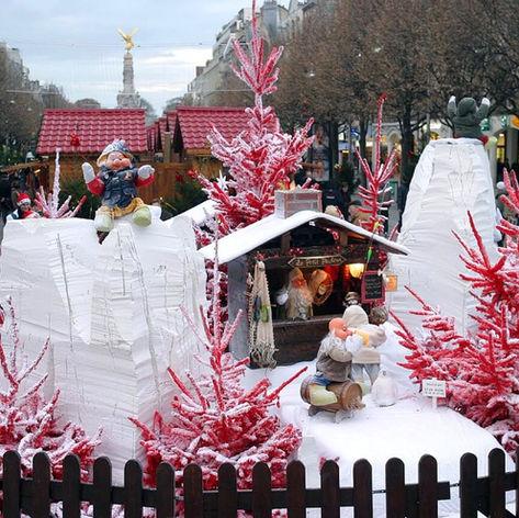 Village de Noël Ville de Reims