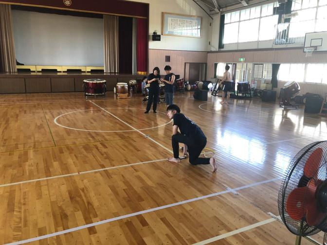 東京公演 リハーサル!