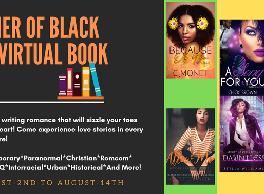 Support Black Authors