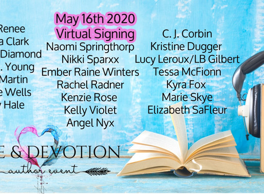 Virtual Signings are here!