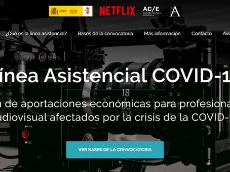 Netflix y el ICAA anuncian ayudas al sector