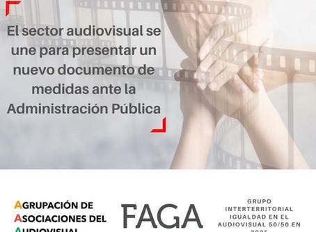 La AAA y FAGA presenta un documento exigiendo nuevas medidas urgentes para el sector
