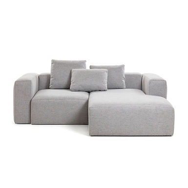 Love Seat Block Chaise