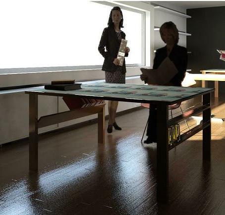 Proyecto Mesa Publicidad 4D