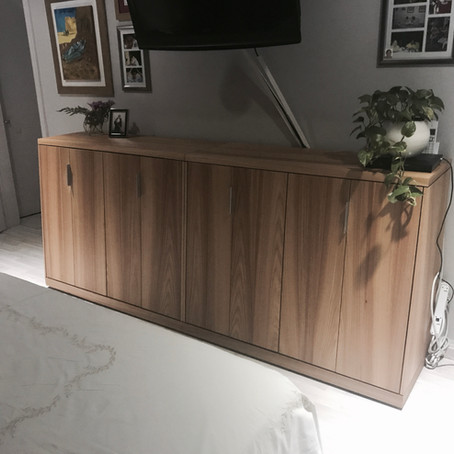 Closets para espacios pequeños