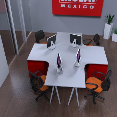 Proyecto Oficina HOLA