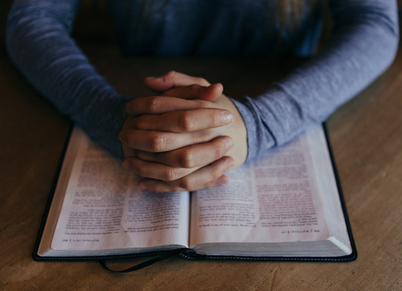 How to Hear God 10 Day Bible Study