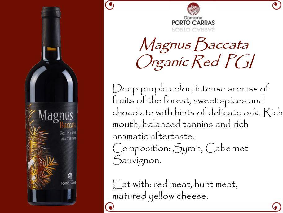 2 Bottles - Magnus Baccata