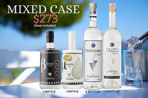Kardasi Cocktails | Mixed Case | 1 case (8 bottles)