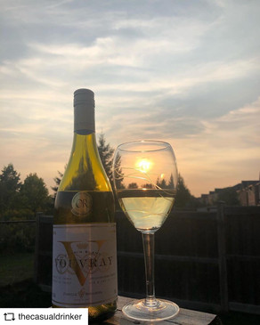 @THECASUALDRINKER | Bougrier Vouvray Chenin Blanc