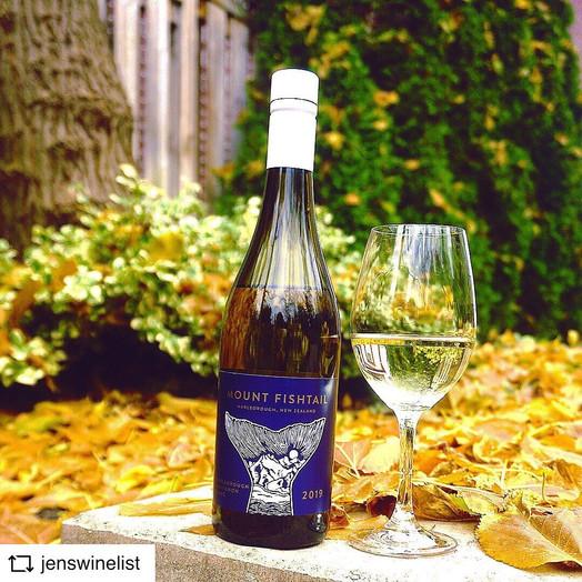 @JENSWINELIST | Mount Fishtail Sauvignon Blanc