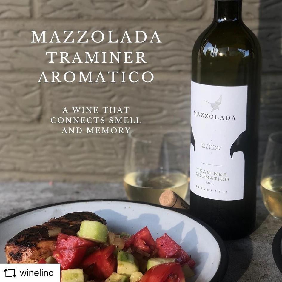 @WINELINC | Mazzolada Aromatico Traminer