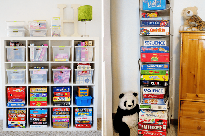 Easy and Functional Ideas to Store Toys