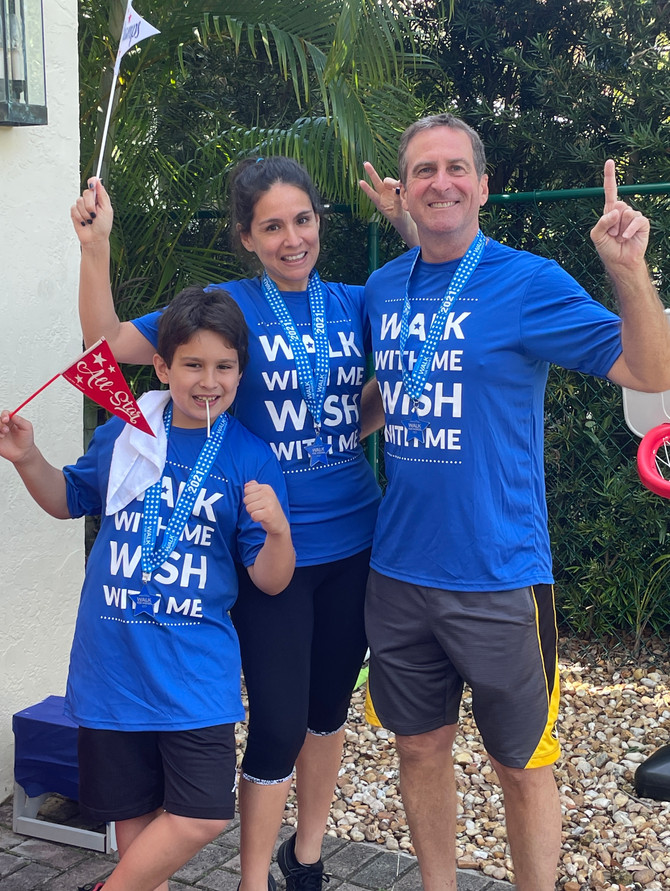 Walk for Wishes Broward