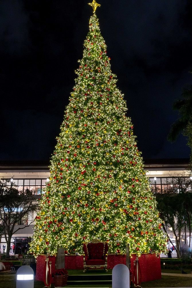 Time to Celebrate the Holidays, Shops at Merrick Park Style!