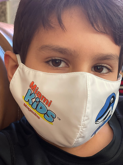 Kids Miami Kids Magazine Mask