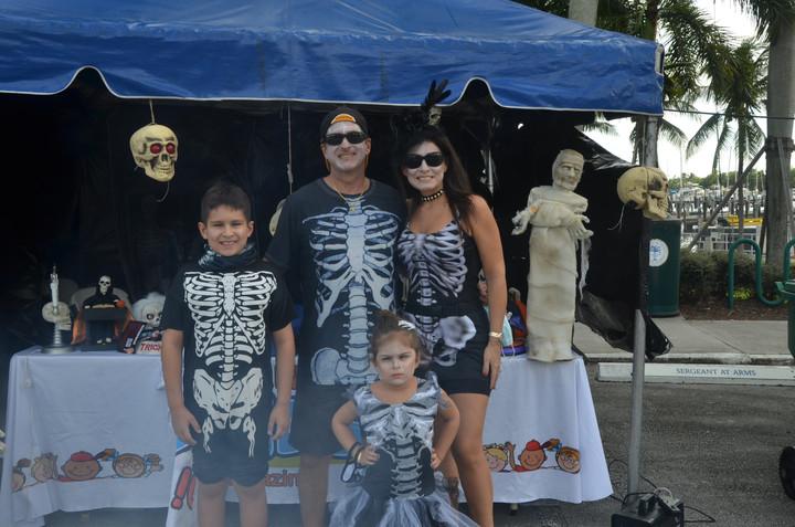 Miami Kids Magazine and City of Miami Drive-Thru Halloween Event