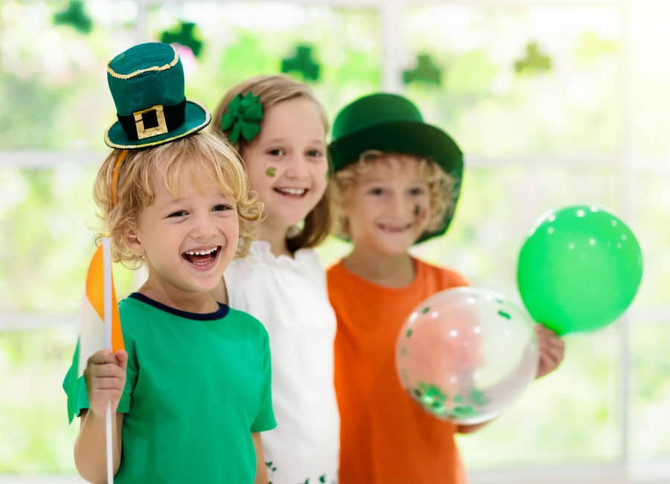 Celebrating Saint Patrick's Day
