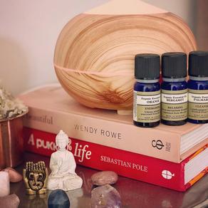 The Magic of Essential Oils