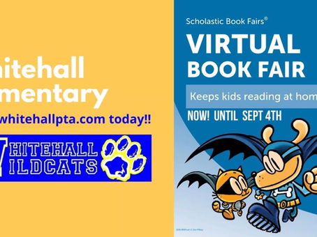 Come Check Out Our Virtual Book Fair