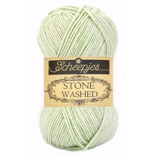 Stone Washed 50g - 819 New Jade