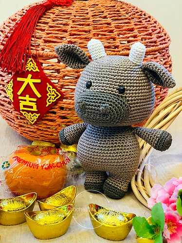 Moo Moo - CNY 2021 - pre order (1 week)