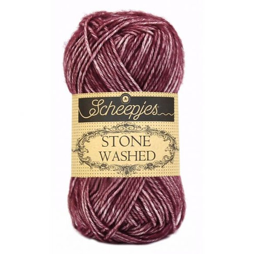 Stone Washed 50g - 810 Garnet