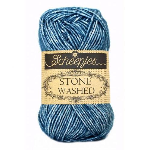 Stone Washed 50g - 805 Blue Apatite